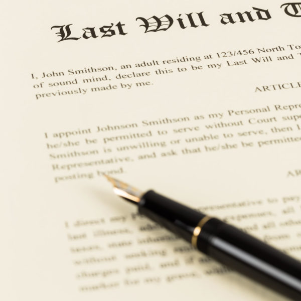 last will and probate tarrant county fort worth texas